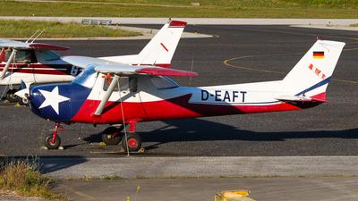 D-EAFT - Reims-Cessna FRA150L Aerobat - Private