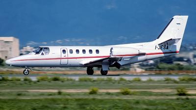 I-JESA - Cessna 551 Citation II(SP) - Private
