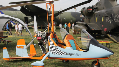 D-MCRK - Magni Gyro M16 Tandem Trainer - Private