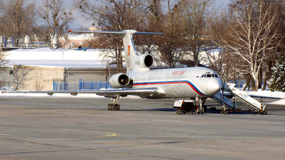 RA-85659 - Tupolev Tu-154M - Russia - Government
