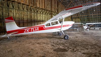 ZK-TUA - Cessna 180E Skywagon - Private