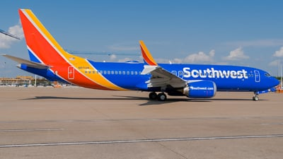 N8710M - Boeing 737-8 MAX - Southwest Airlines