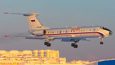 A picture of RA65905 - Tupolev Tu134AK - Rossiya  Special Flight Squadron - © Ilia Martemianov