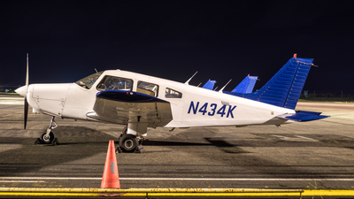 N434K - Piper PA-28-161 Warrior II - Private