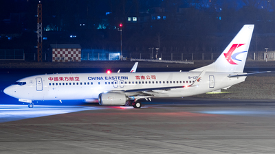 B-1253 - Boeing 737-89P - China Eastern Airlines