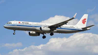 B-8495 - Airbus A321-232 - Air China