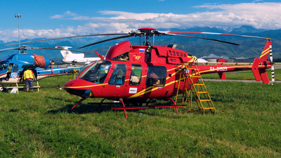 RA-01925 - Bell 407 - Private