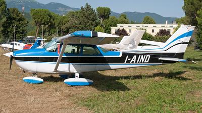 A picture of IAIND - Cessna 172M Skyhawk - [17261243] - © Andrea Buzzacchi