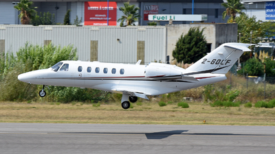 2-GOLF - Cessna 525A CitationJet 2 Plus - Private