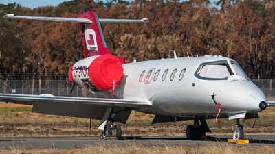 C-GTDM - Gates Learjet 35A - Air Affairs Australia