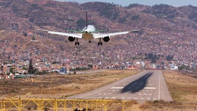 SPZO - Airport - Runway