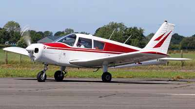A picture of GASVZ - Piper PA28140 - [2820357] - © Brian T Richards