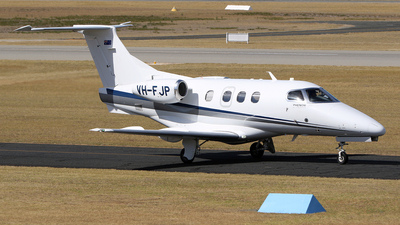 A picture of VHFJP - Embraer Phenom 100 - [50000237] - © Brenden