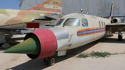 4X-COA - IAI 1123 Westwind - Israel - Air Force