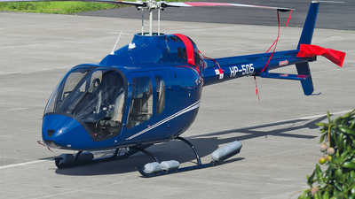HP-505 - Bell 505 Jet Ranger X - Private