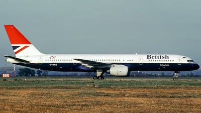 G-BIKG - Boeing 757-236 - British Airways
