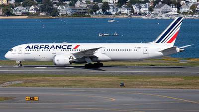 F-HRBA - Boeing 787-9 Dreamliner - Air France