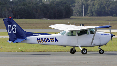N906WA - Cessna 172N Skyhawk - Private