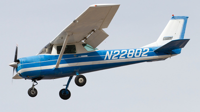 N22802 - Cessna 150H - Private