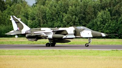 XZ363 - Sepecat Jaguar GR.1A - United Kingdom - Royal Air Force (RAF)