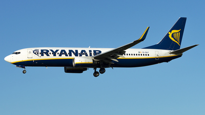 A picture of EIDLF - Boeing 7378AS - Ryanair - © Daniel Veronesi - RomeAviationSpotters