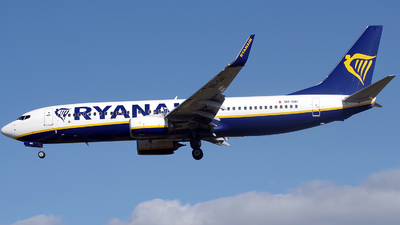 9H-QAI - Boeing 737-8AS - Malta Air (Ryanair)