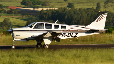PR-DLZ - Beechcraft A36 Bonanza - Private