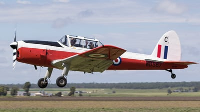 VH-JHN - De Havilland Canada DHC-1 Chipmunk T.10 - Private