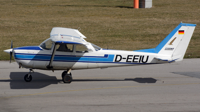 D-EEIU - Reims-Cessna F172H Skyhawk - Private