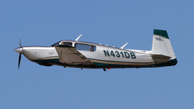 N431DB - Mooney M20R Ovation - Private