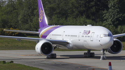 HS-TTB - Boeing 777-3ALER - Thai Airways International