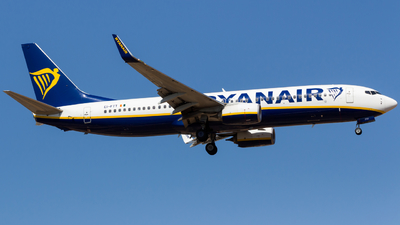 EI-FTT - Boeing 737-8AS - Ryanair