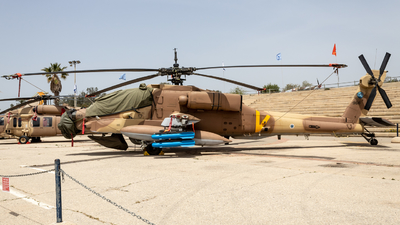 966 - Boeing AH-64A Apache - Israel - Air Force