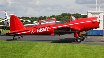 G-BBMZ - De Havilland Canada DHC-1 Chipmunk - Private