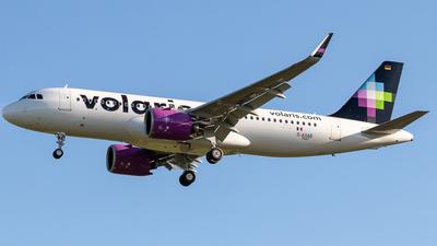D-AXAB - Airbus A320-271N - Volaris