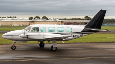 A picture of VHMWP - Piper PA31350 - [318352005] - © Jayden Laing