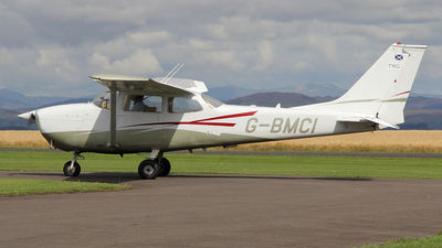 G-BMCI - Reims-Cessna F172H Skyhawk - Private