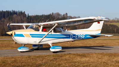 D-ERBF - Reims-Cessna F172N Skyhawk II - Red Baron Flying Club