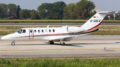 D-CELE - Cessna 525B CitationJet 3 - Aero-Dienst