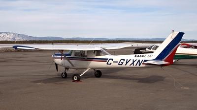 C-GYXN - Cessna 150A - Exact Air