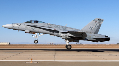 164715 - McDonnell Douglas F/A-18C Hornet - United States - US Marine Corps (USMC)
