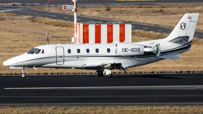 OE-GDS - Cessna 560XL Citation XLS+ - Jetpool Network