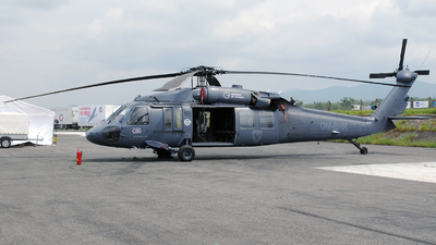 OM-BHK - Sikorsky UH-60A Blackhawk - Private