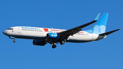 VQ-BWG - Boeing 737-8LJ - Pobeda