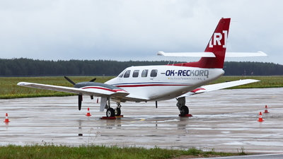 OK-REC - Cessna T303 Crusader - Private