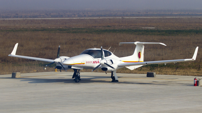 B-9438 - Diamond DA-42 MNG - Hainan Aviation Academy