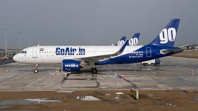 VT-WGO - Airbus A320-271N - Go Air