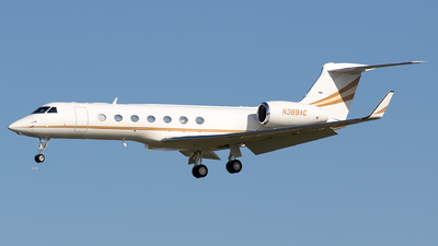 N388AC - Gulfstream G-V(SP) - Private