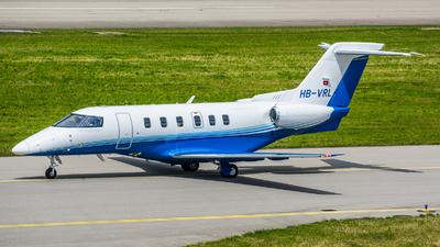HB-VRL - Pilatus PC-24 - Private