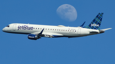 N324JB - Embraer 190-100IGW - jetBlue Airways